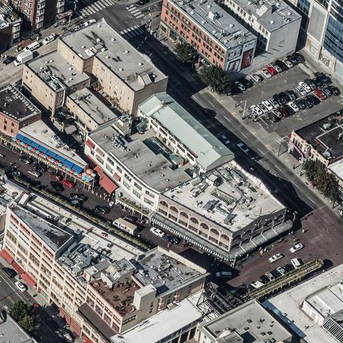 Pike Place Market (Birds Eye)
