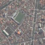 Vila Belmiro Stadium (Bing Maps)