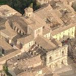 Catedral De Cuenca (Birds Eye)