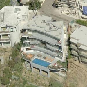 Eminem's Home (former) (Birds Eye)