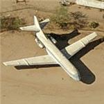 Sud Aviation SE-210 Caravelle (Birds Eye)