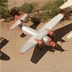 Northrop YC-125A Raider (Birds Eye)
