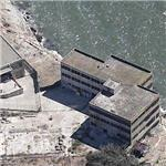 Alcatraz - Model Industries Building (Birds Eye)