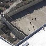 Alcatraz - Exercise Yard (Birds Eye)