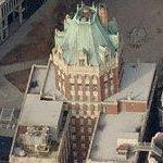 Raddison - Lord Baltimore Hotel (Birds Eye)