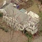Cokie Roberts' House (Birds Eye)