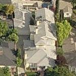 Alfonso Ribeiro's House (Former) (Birds Eye)