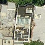 Roger Ebert's House (Birds Eye)
