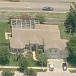 Derrick Brooks' House (Birds Eye)