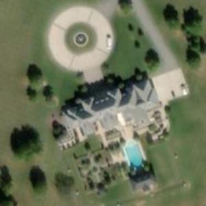 Kevin Harvick's House (Bing Maps)