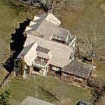Nora Ephron's house (Birds Eye)