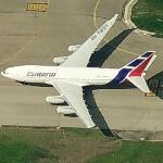 Ilyushin Il-96-300 (Cubana) (Birds Eye)