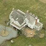 Alec Baldwin's House (Birds Eye)