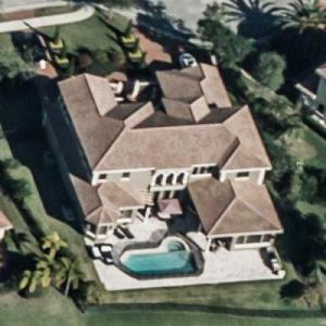 Roberto Luongo's House (Birds Eye)