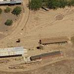 Maricopa Live Steamers Railroad Heritage Preservation Society scale train park (Birds Eye)