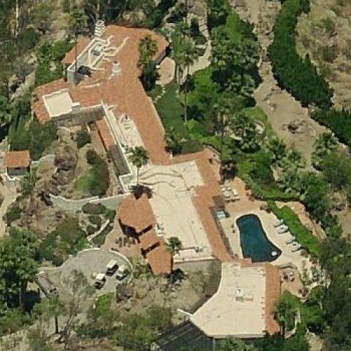 Barry Manilow's House (Birds Eye)