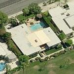Keely Smith & Bobby Milano's House (former) (Birds Eye)