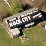 See Rock City barn (Birds Eye)