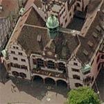 Freiburg i. Breisgau City Hall (Birds Eye)