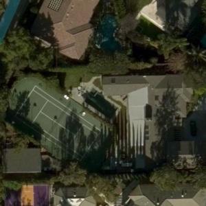 Melissa Joan Hart's House (former) (Bing Maps)