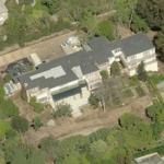 Humphrey Bogart & Lauren Bacall's House (former) (Birds Eye)