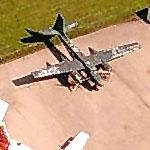 """N401Y (cn 29605)"" A-26C Invader at Greater Rockford Airport (Birds Eye)"