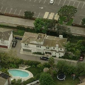 Florence Henderson's House (Former) (Birds Eye)