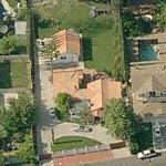 Sherman Hemsley's House (former) (Birds Eye)
