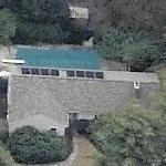 Tom Scholz's House (Birds Eye)