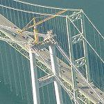 Tacoma Narrows Bridge (Bing Maps)