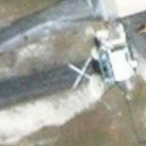 Radar cross section test facility (Bing Maps)