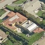 Jeff Bridges' House (former) (Birds Eye)
