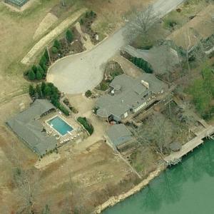 Pat Summitt's House (Bing Maps)