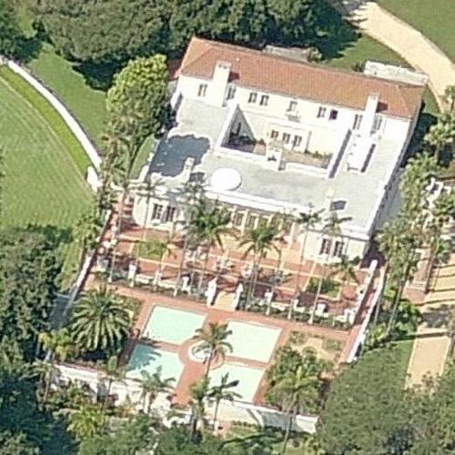 . Scarface Mansion in Montecito  CA  Google Maps