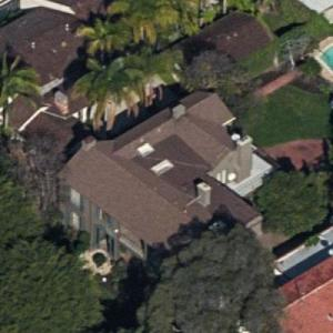 Carl Reiner's House (Birds Eye)