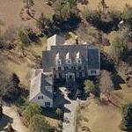 Chad Michael Murray & Sophia Bush's House (former) (Birds Eye)