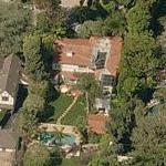 Amanda Peet's House (Birds Eye)
