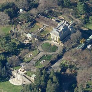 'Kykuit Estate' by William Adams Delano & Chester Holmes Aldrich (Birds Eye)
