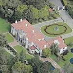 Sonny Bono and Cher Mansion (Former) (Birds Eye)