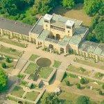 Orangerie Schloss (Birds Eye)