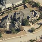 Chuck Swindoll's House (Former) (Birds Eye)