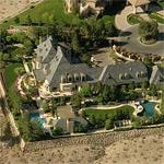 Frank Fertitta III's house (Birds Eye)