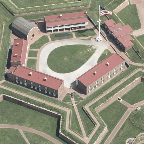 Fort McHenry (Birds Eye)