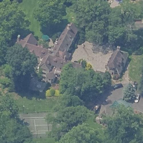 Diana Ross' House (Birds Eye)