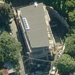 Rob Morrow's House (Birds Eye)