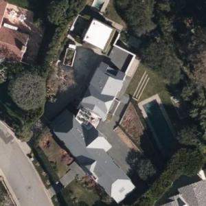 Simon Fuller's House (Bing Maps)