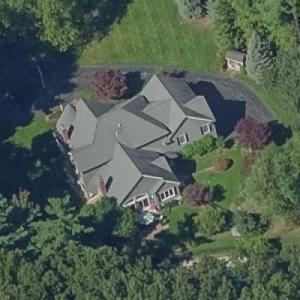 Dennis Eckersley's House (Former) (Birds Eye)