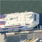 Stena Express HSS ferry 'Stena Carisma'