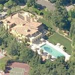 Omid Kordestani's house (Birds Eye)
