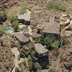 Suzanne Somers' House (Birds Eye)